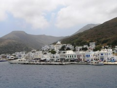 Port of Katapola, Amorgos