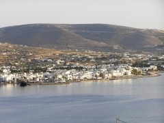 Port of Paros