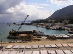 Port of Souda-Chania