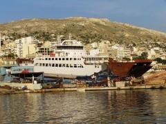 Protoporos IV @ Koutali Shipyard