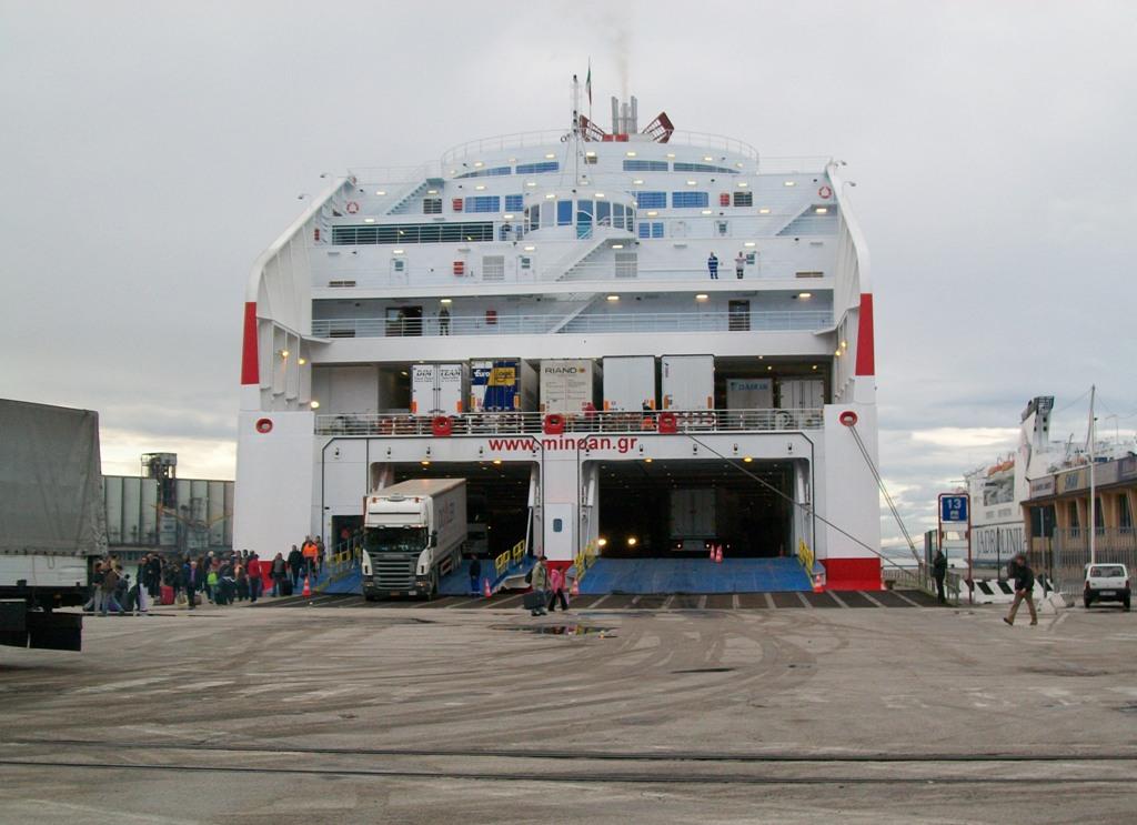 Cruise Europa - Ancona
