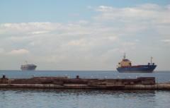 Izmir port