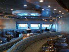 Cruise Europa - Main lounge