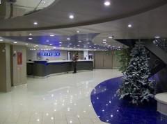 Cruise Europa - Reception