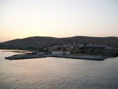 Sigri port