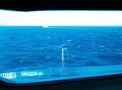 Cruise Europa - Bow view