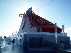 Cruise Europa - Funnel