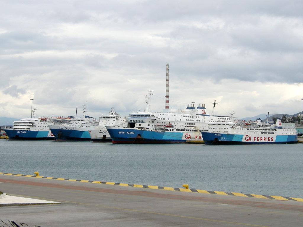 AGOUDIMOS SHIPS