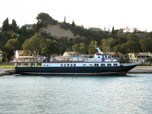 Alexandros K II
