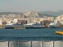 AEGEAN SPEEDLINES Ships