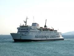 IONIAN SPIRIT First arrival in Piraeus_3