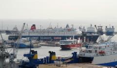 SHIPS IN KERATSINI