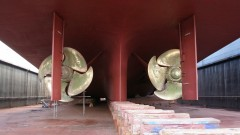 Nissos Chios Propellers and Rudders