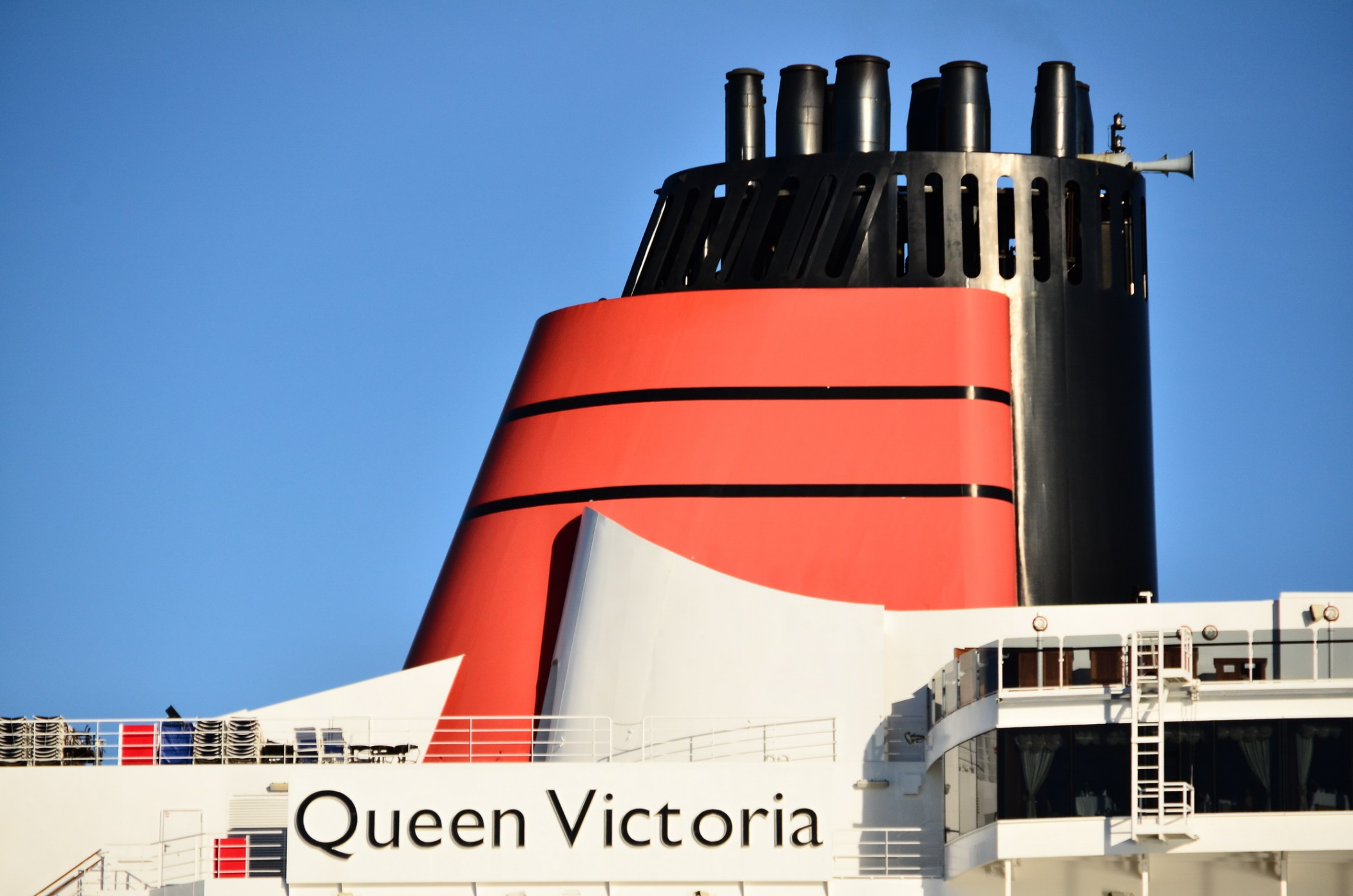 Queen Victoria funnel