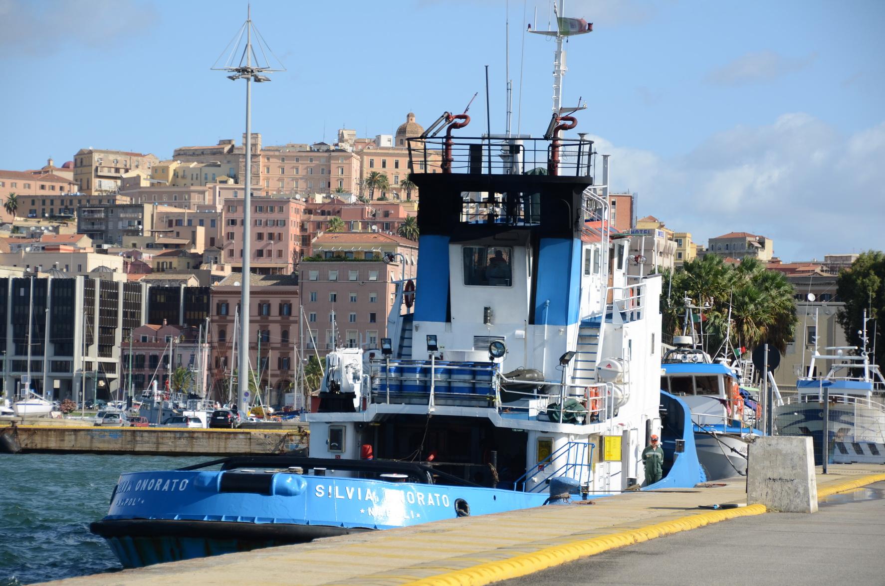 Silvia Onorato in Cagliari
