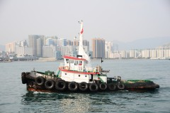 Tugs in the Far East