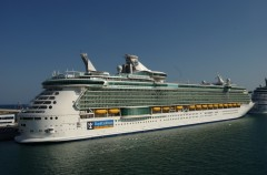 Independence Of The Seas at Barcelona