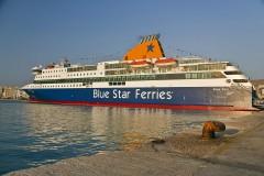 Blue Star Patmos at Chios