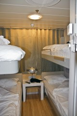 4-bed cabin