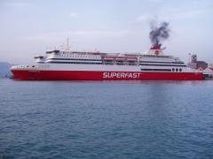 superfast VI @ patra 110404 easterday