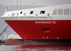 superfast VI bow @ patra 070411 c