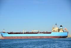 Robert Maersk at Livorno