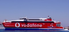 highspeed 5 @mykonos On Sea trials 01805 C
