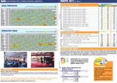 Adria Ferries - 2011 brochure