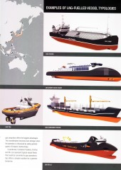 Various ship types by Wartsila