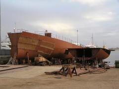 Cosmo 50 Hull No 1 Cosmo 50 Hull No 2