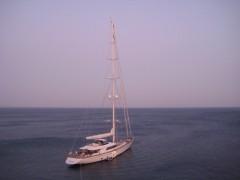 Fivea anchored, 8 8 11, Astypalea