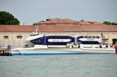 Adriatic Jet at Venezia