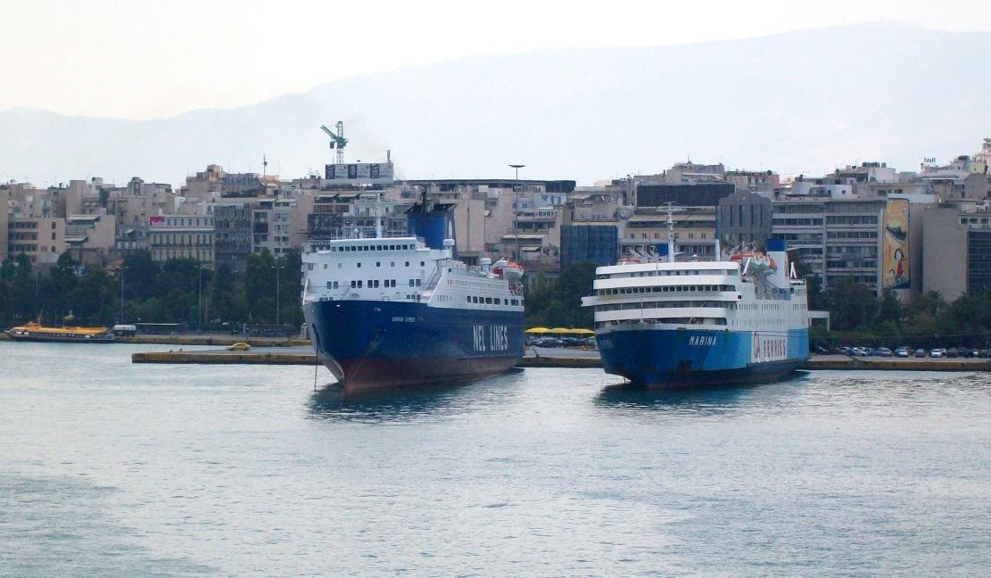 European Marina - Pireas