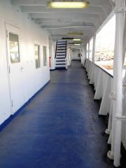 Panagia Agiasou Port Sun Deck