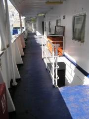 Panagia Agiasou STBD Sun Deck