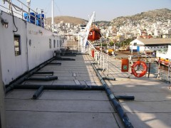 Panagia Agiasou Port Wing Deck