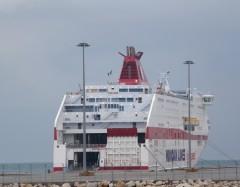 cruise europa @ patra 110212