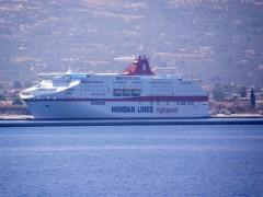 cruise europa @ patra 130712