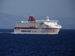 cruise europa@ patras gulf westbound 170711 b