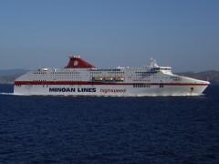 cruise europa@ patras gulf westbound 170711 c