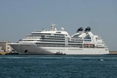 Seabourn Odyssey @ Piraeus