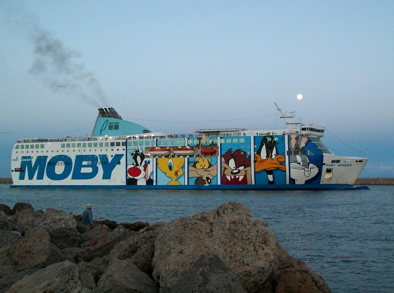 Moby Wonder