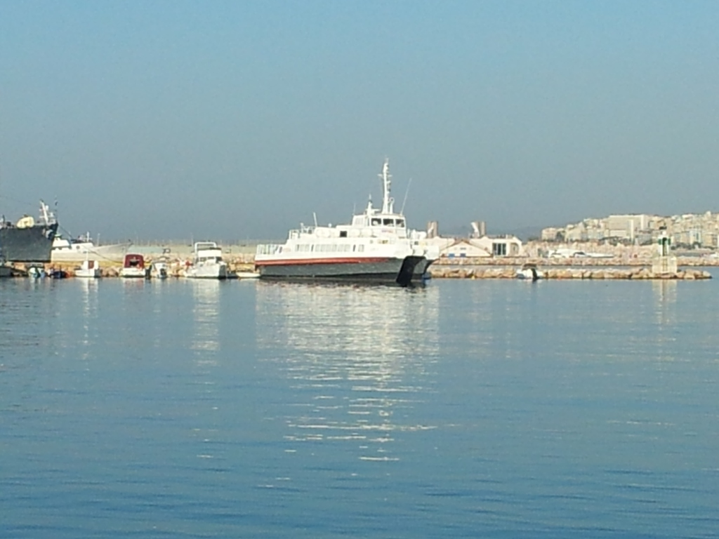 Hydra I, Ex Keravnos, Ex Nearchos laid Up In Tziztzifies, 26 08 2012