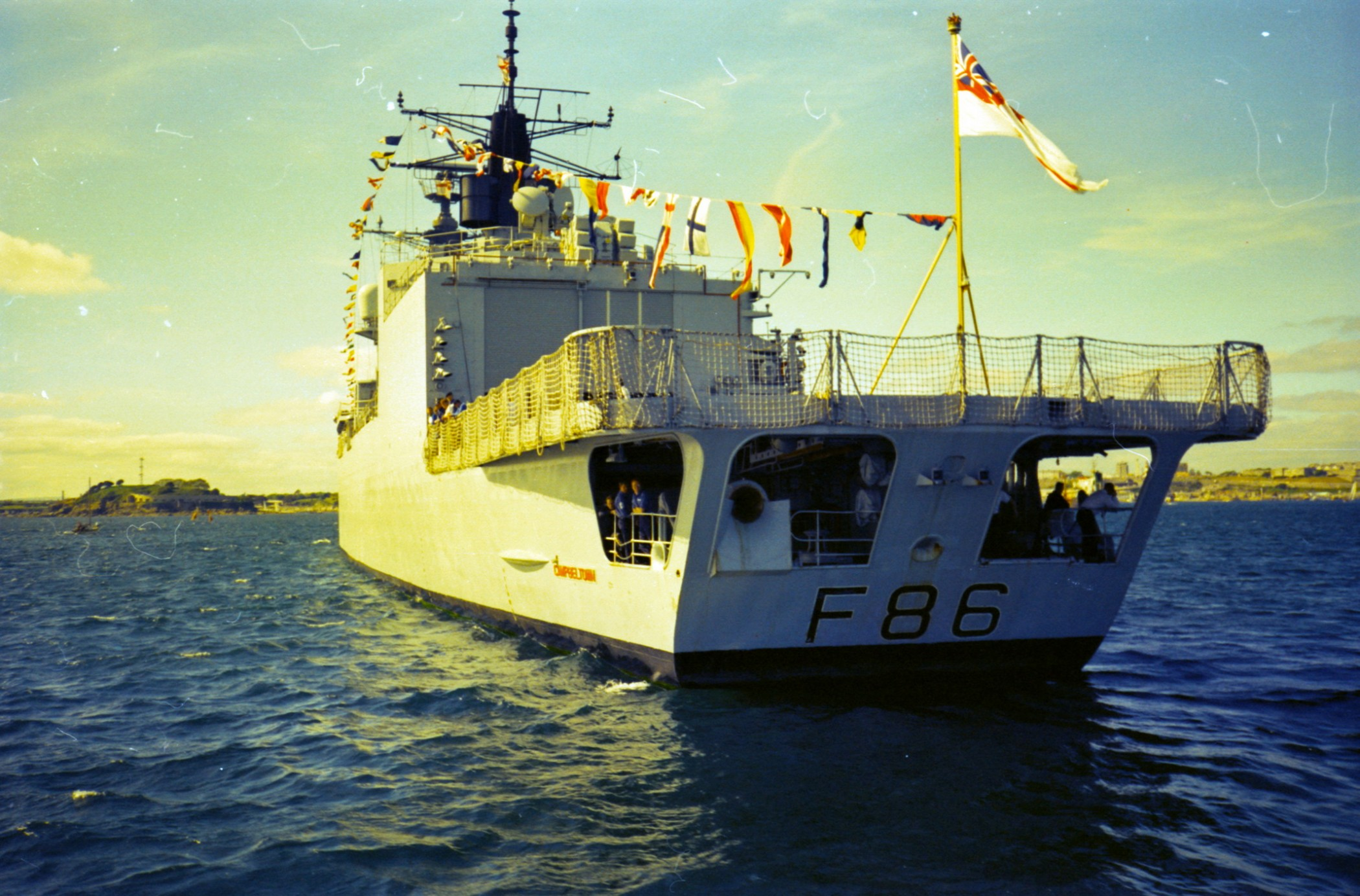 HMS Campeltown