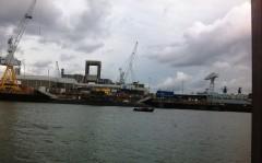 HMS submarine