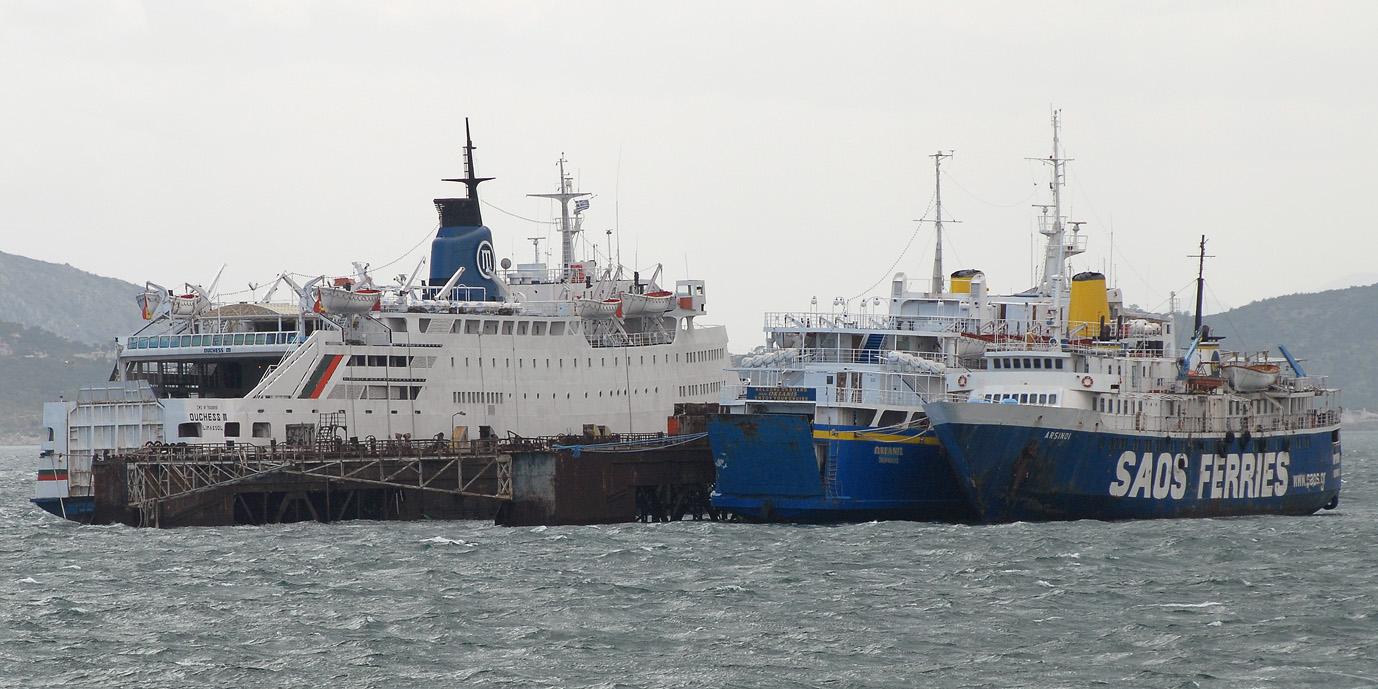 Ships in Elefsina 14/04/2012