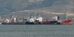 Ships in Elefsina @ 28/04/2012