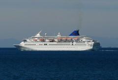 Louis Majesty @ Leaving Piraeus