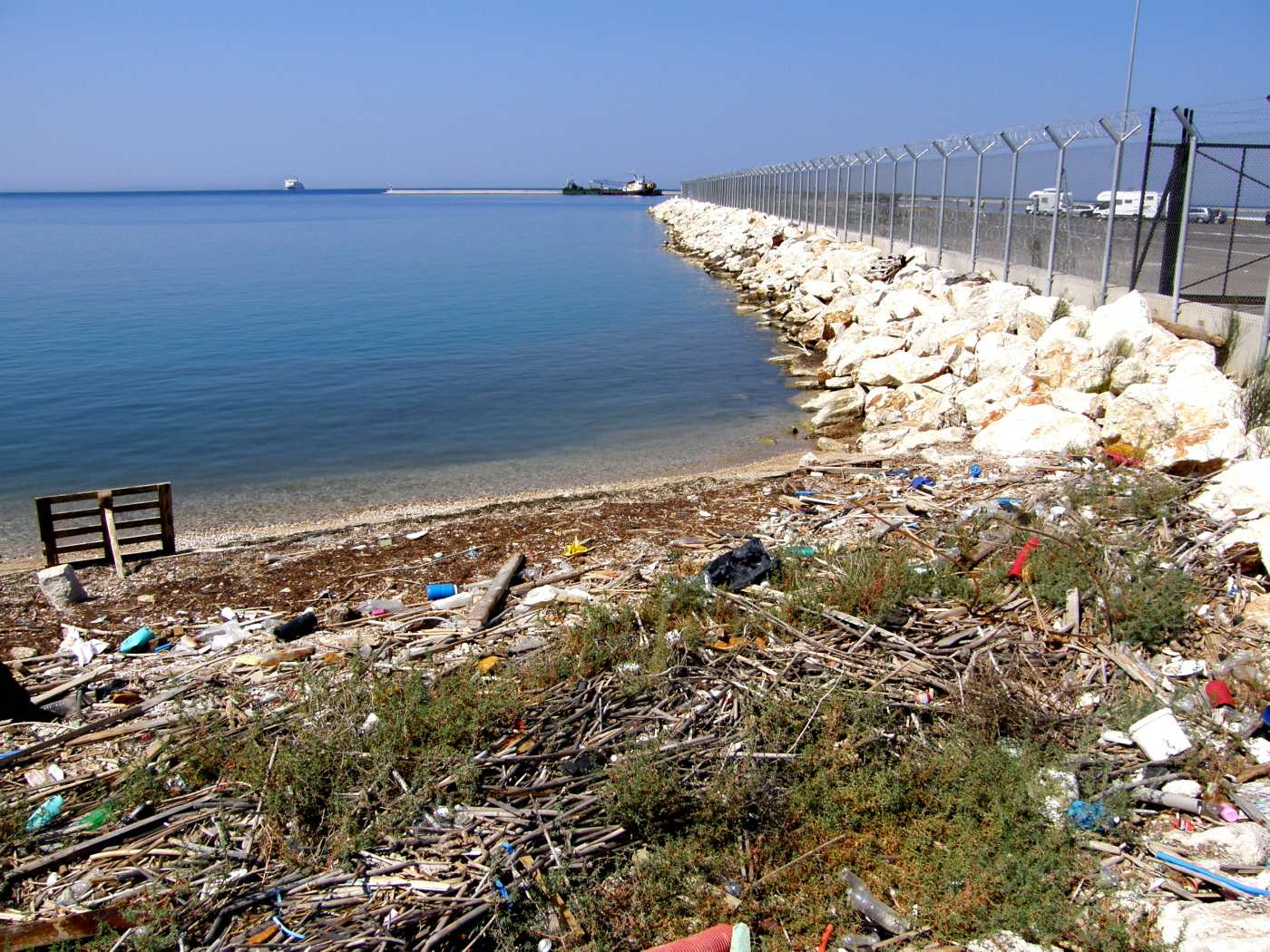 patras south port south End 100911 A