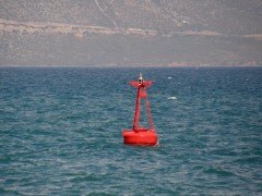 patra οld port south buoy